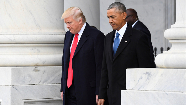 Presidents Trump and Obama (Photo: Reuters)