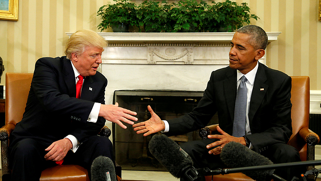 Trump and Obama (Photo: Reuters)