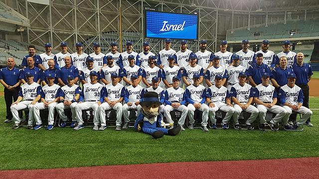 (Photo: Israel Baseball Association)