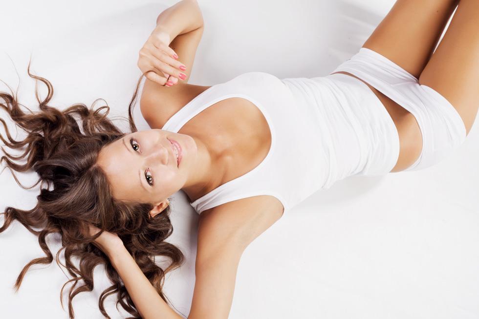 קפיצה על טרמפולינה עושה טוב לנשים? (צילום: Shutterstock)
