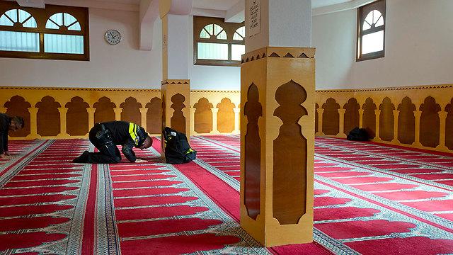 Мечеть. Фото: АР