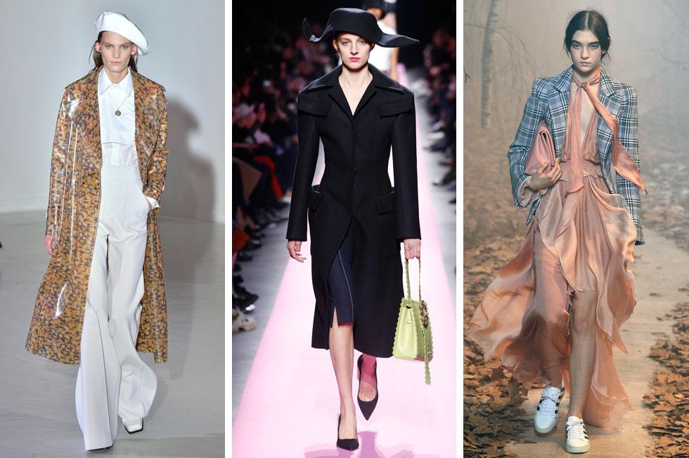 בעונות האחרונות פועלים בפריז מעצבים צעירים שסוללים את דרכם בזכות קול מקורי ועולם ויזואלי עשיר. שלושת הכוכבים שבלטו בשבוע האופנה הנוכחי הם (מימין) וירג'יל אבלו מ-Off/White; סימון פורטה ג'אקומו, זוכה פרס מיוחד של LVMH ב-2015; וג'והנה סנייק מ-Wanda Nylon, זוכת פרס Andam ל-2016 (צילום: Gettyimages, rex/asap creative)