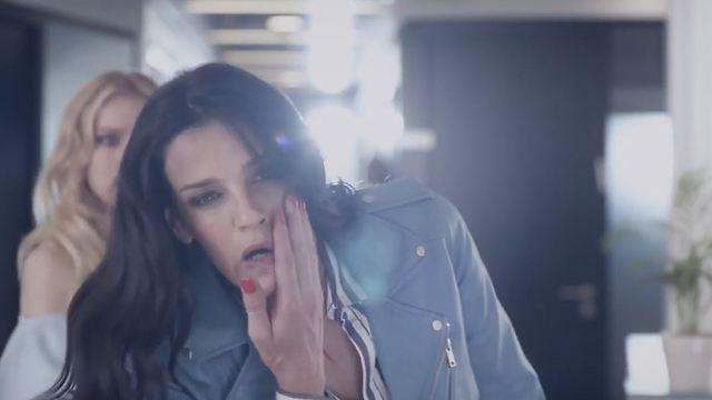 מכות בפרסומת של מאליס (צילום מסך) (צילום מסך)
