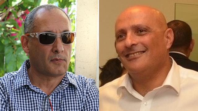 כהן (מימין) ובטאט, שהובילו את הקמפיין (צילום: באדיבות אשדוד 10, שאול גולן) (צילום: באדיבות אשדוד 10, שאול גולן)