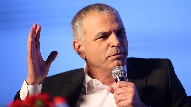Moshe Kahlon (Photo: Motti Kimchi) (Photo: Motti Kimchi)