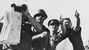 Рабин и Ярив во время войны. Фото: Архив ЦАХАЛа
