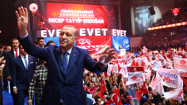 Erdoğan (Photo: Reuters)