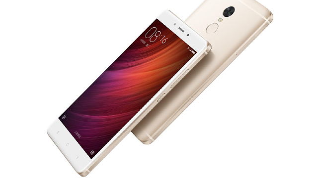 "Xiaomi Redmi Note 4X (צילום: יח""צ)"