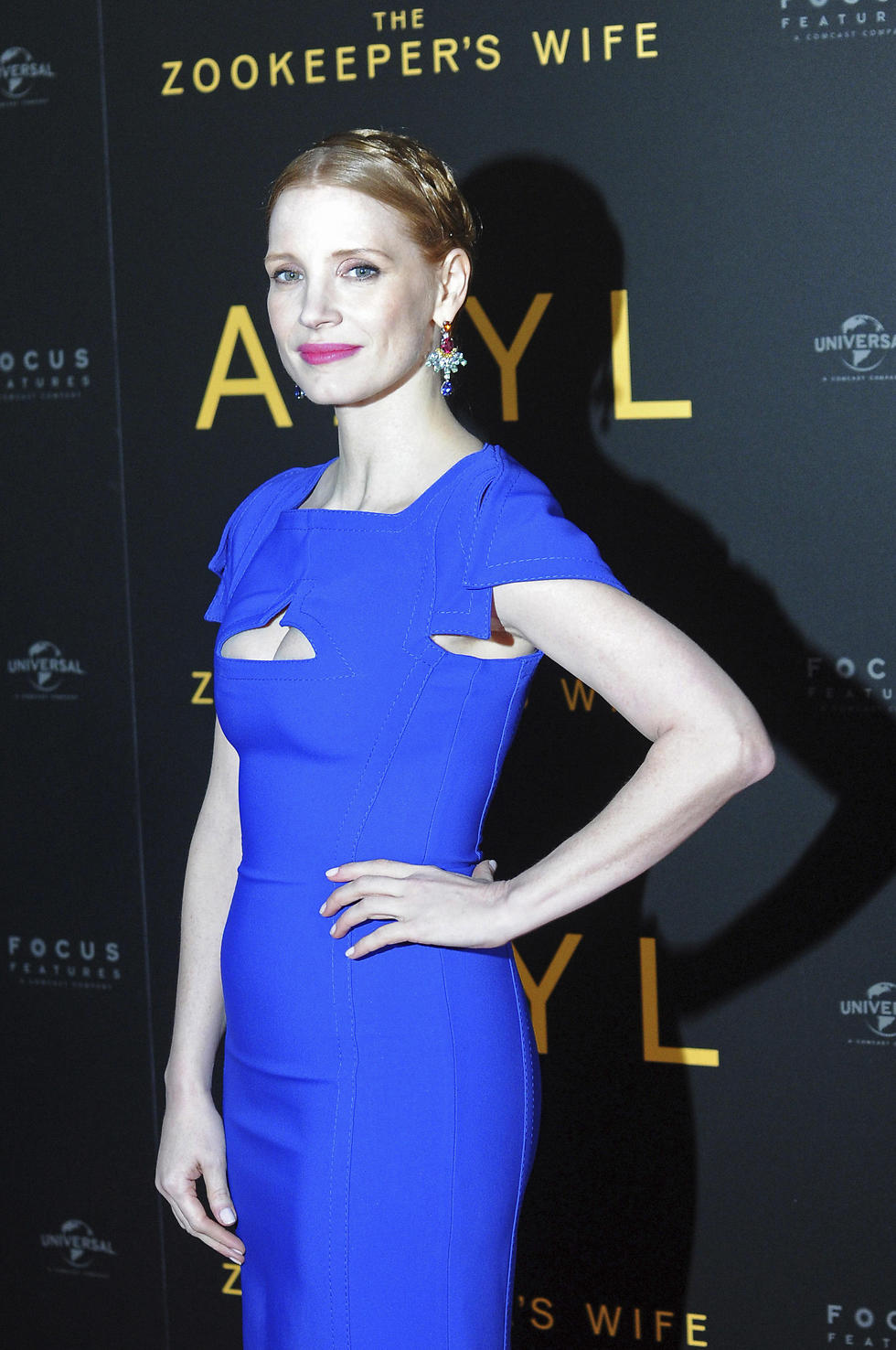 Jessica Chastain (Photo: AP)