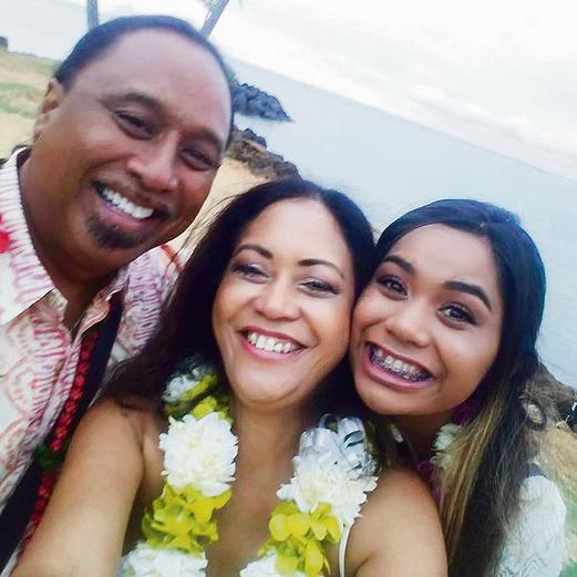 """""""בשבילנו זו זכות"""". משפחת טמאלה מהוואי"""