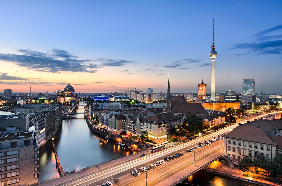 העיר שתמיד כיף לחזור אליה: ברלין (צילום: SHUTTERSTOCK)