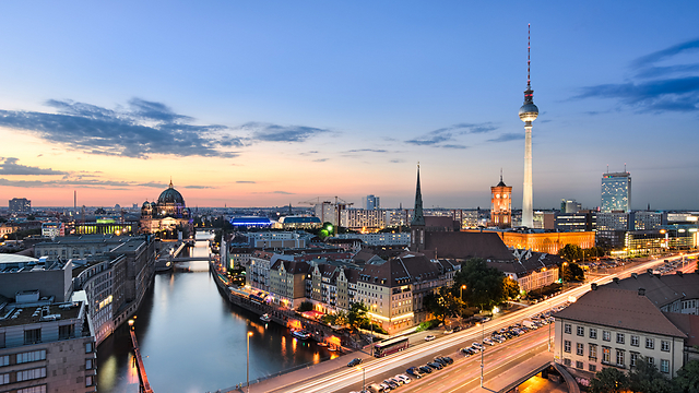 ברלין (צילום: SHUTTERSTOCK)