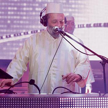 DJ Minister of the Interior, Aryeh Deri be jammin'