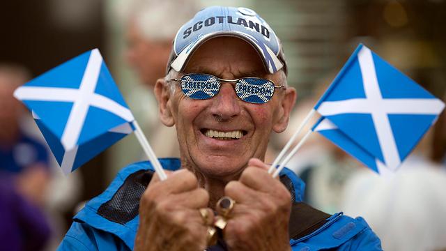 הצביעו לפני הברקזיט. הסקוטים יבחרו עצמאות? (צילום: EPA) (צילום: EPA)