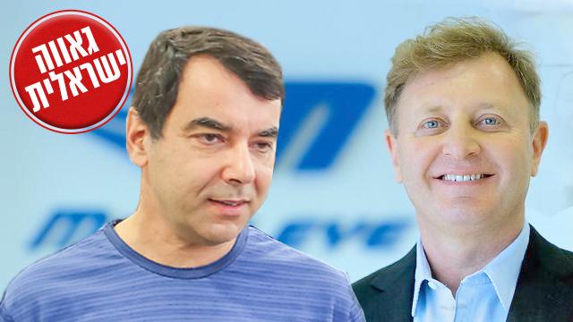 זיו אבירם (מימין) ואמנון שעשוע - 15.3 מיליארד דולר עבור החברה שהקימו