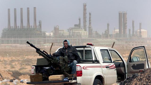 Боевики в Ливии. Фото: АР