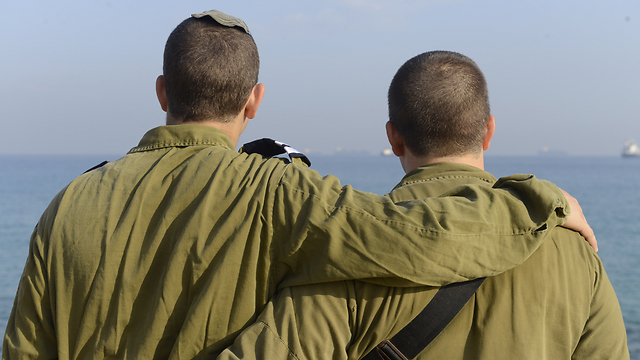 Captain Gilad (Photo: IDF Spokesperson)
