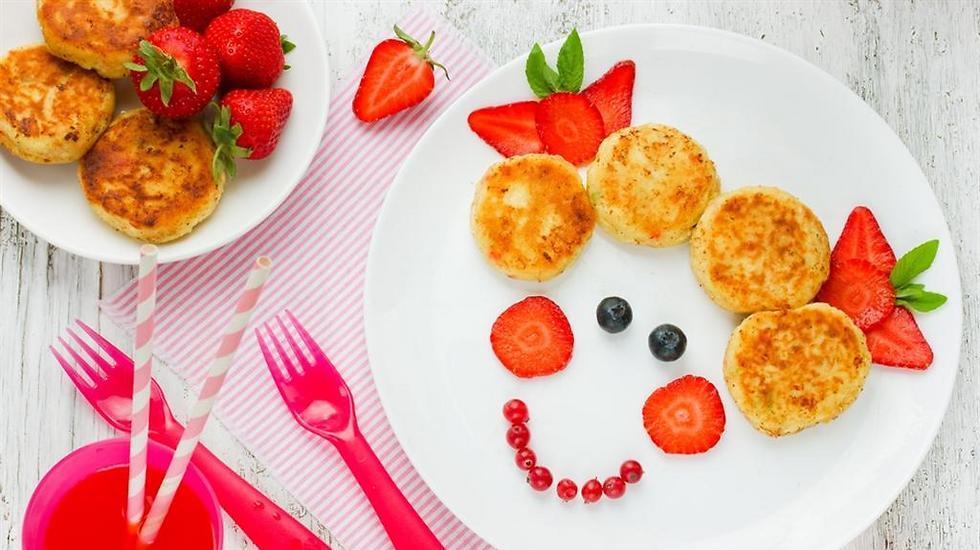 לא לשכוח פירות וירקות (צילום: shutterstock)