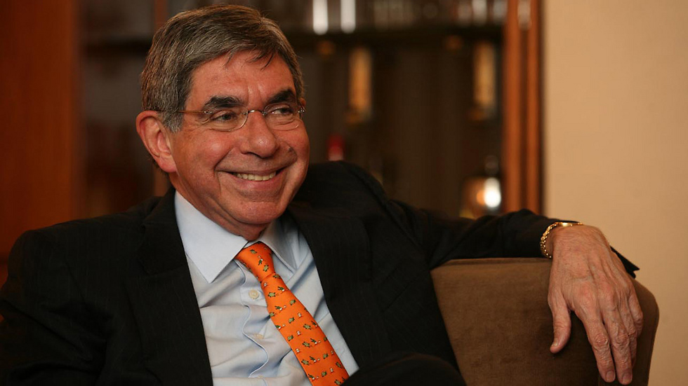 Costa Rican President Óscar Arias (Photo: Gil Yohanan)