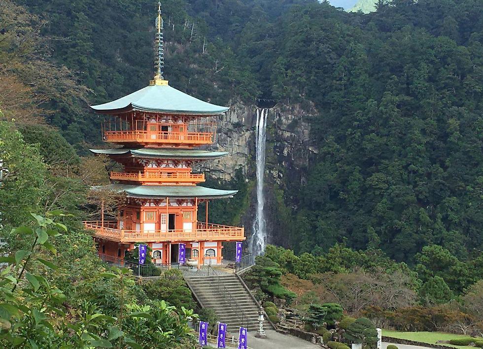 סוף מתוק ומרהיב: המפל הגדול - נאצ'י קאצורה (צילום: שירי הדר)