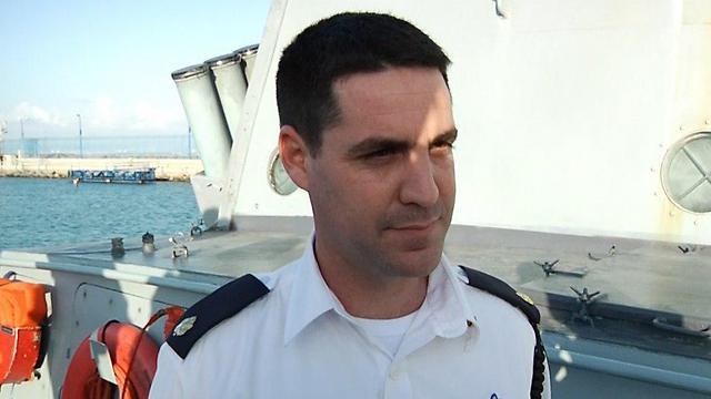 Maj. Sarel Martinovsky (Photo: Shamir Elbaz)