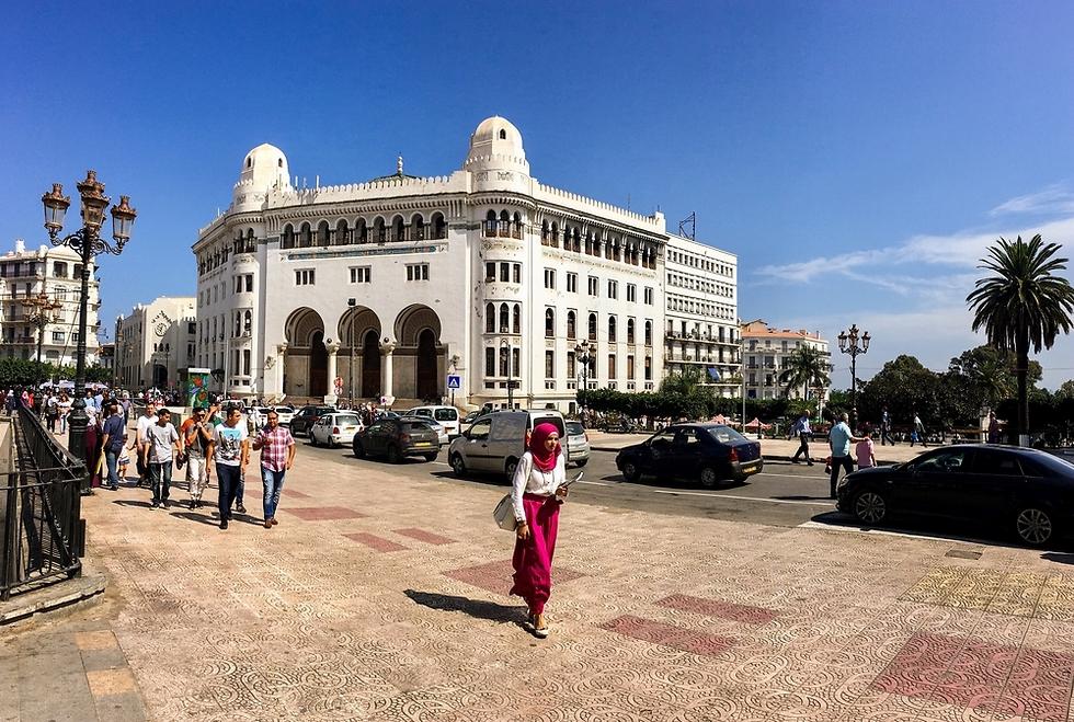 קונפליקטים שמנעו את מיצוי הפוטנציאל. אלג'יריה (צילום: Shutterstock) (צילום: Shutterstock)