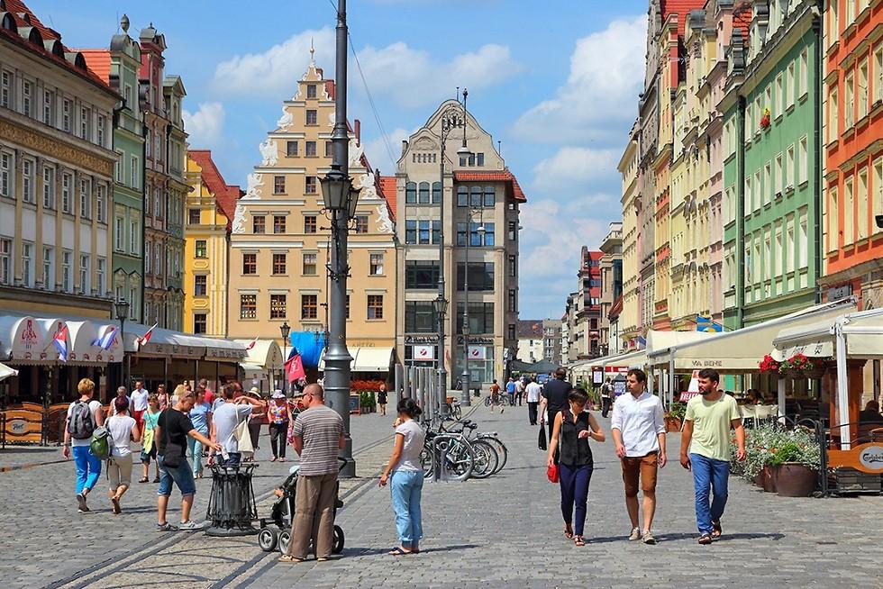 לא רק ורשה - ורוצלב, פולין (צילום: DepositPhotos) (צילום: DepositPhotos)