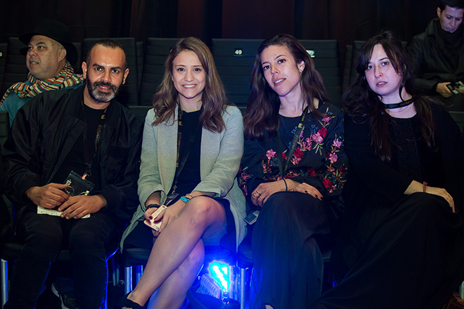 על הכיסא החם של Xnet:  סרינה קסטריניינו, סקאוטרית של Vogue Talents, מוסף הכישרונות הצעירים של ווג איטליה (צילום: ענבל מרמרי)