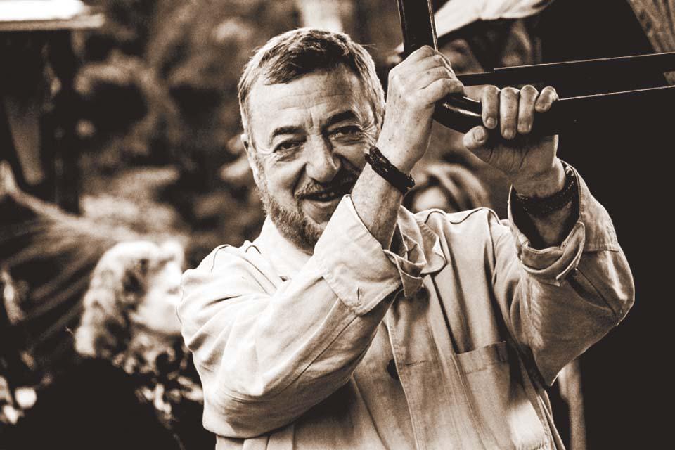 Павел Лунгин. Фото: личный архив режиссера