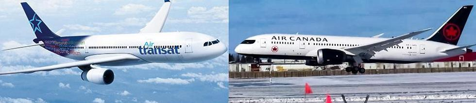 ראש בראש: חברות התעופה הקנדיות ()