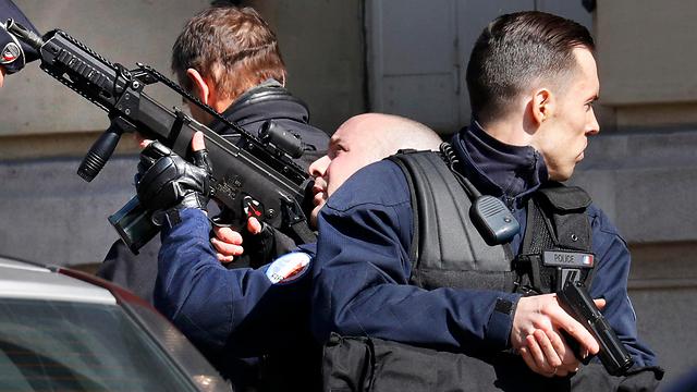 משטרת צרפת, ארכיון (צילום: רויטרס) (צילום: רויטרס)