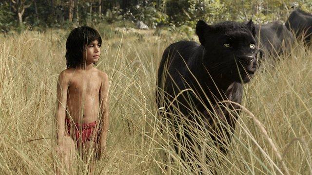 """חיות ממחושבות מ""""ספר הג'ונגל"""""""
