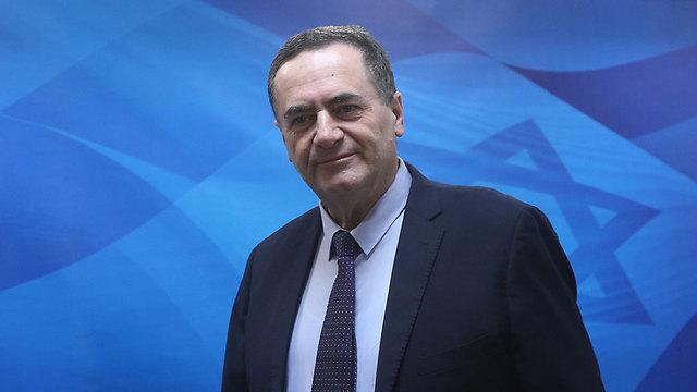 Transportation Minister Yisrael Katz (Photo: Marc Israel Sellem)