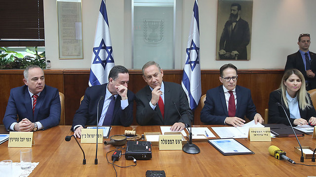If Netanyahu survives another election, he will put together the same coalition he is fed up with today (Photo: Marc Israel Sellem)