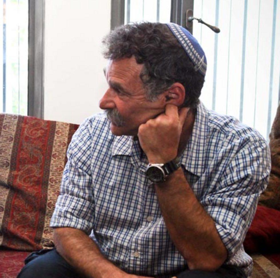 דוד בארי  (צילום: נועם מושקוביץ) (צילום: נועם מושקוביץ)