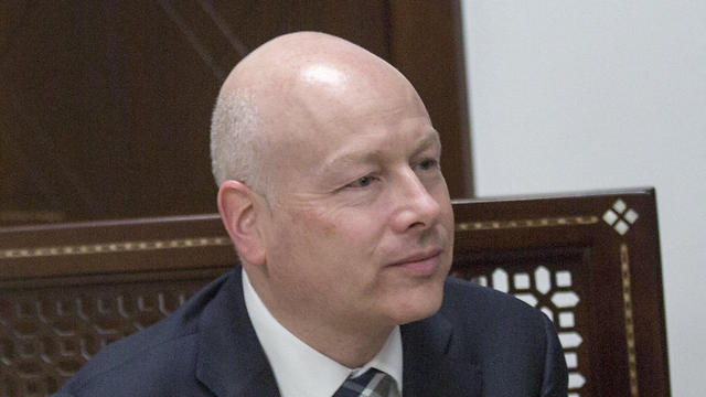 Jason Greenblatt (Photo: EPA) (Photo: EPA)