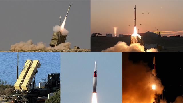 Многоуровневая противоракетная защита Израиля: Железный купол, Волшебная палочка, Пэтриот, Хец 1 и 2