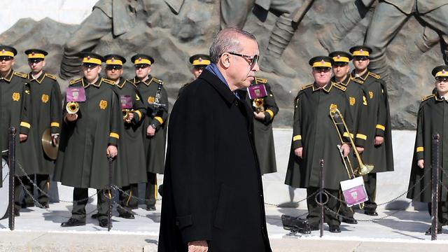 Erdogan (Photo: EPA) (Photo: EPA)