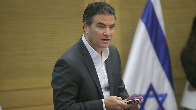 Mossad Director Yossi Cohen (Photo: Alex Kolomoisky) (Photo: Alex Komoloisky)