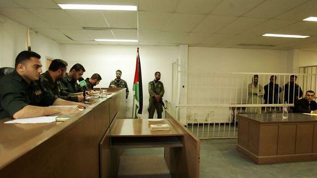 Gaza military court (AFP) (Photo: AFP)