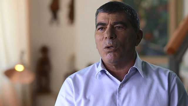 Former IDF chief Gabi Ashkenazi received support from the President's Residence against military operations