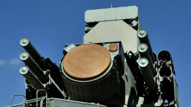מערכות ההגנה האוויריות הסוריות