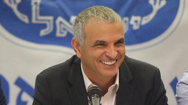 Moshe Kahlon (Photo: Motti Kimchi)