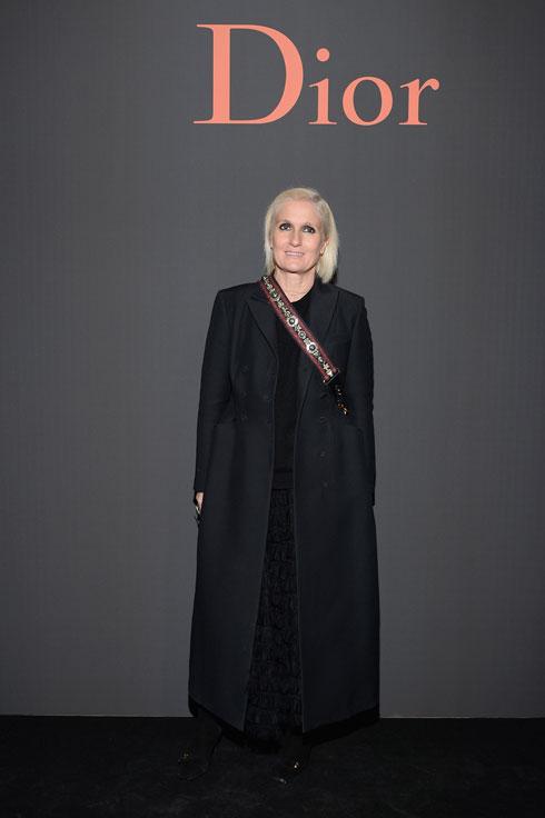 האישה הראשונה שמונתה למעצבת הראשית של בית דיור. מריה גרציה קיורי (צילום: Gettyimages)