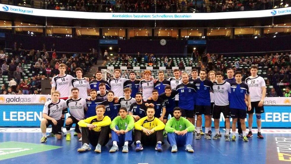 נבחרת הנוער בגרמניה (צילום: פרטי)