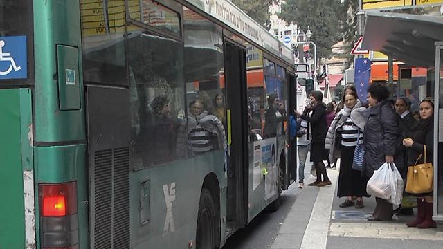 אוטובוס אגד בירושלים. מה יקרה מחר? (צילום: אלי מנדלבאום)