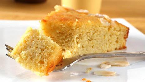 Фирменный рецепт из кондитерских Лондона - апельсиновый кекс