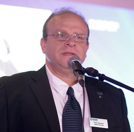 "אורן פליישר, מנכ""ל אפסון ישראל (צילום: יח""צ)"