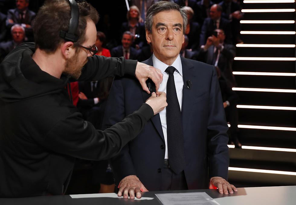 פרנסואה פיון (צילום: AP)