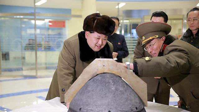 Kim Jong-un (Photo; Reuters)